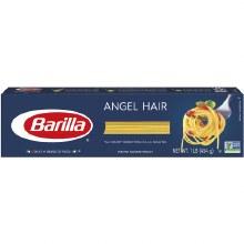 Pasta - Barilla Angel Hair 16 oz