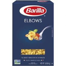 Pasta - Barilla Elbow 16 oz