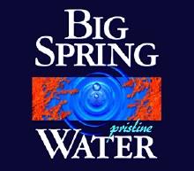 Water - Big Spring 5 Gal