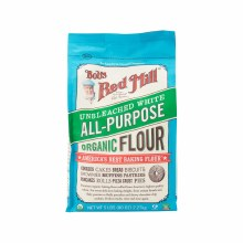 Flour - Bob's Red Mill Unbleached All Purpose