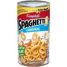 Canned Pasta - Campbell's Spaghetti O's Original 22.4 oz