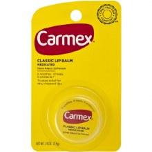 Lip Protectant - Carmex Jar Classic  .25 oz