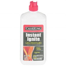 Lighter Fluid - CharKing Instant Ignite 32 oz