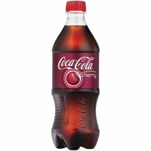 Coke - Cherry 20 oz