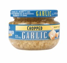 Garlic - Chopped 4.5 oz