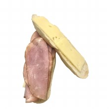 CMG Sandwich - Ham and Swiss