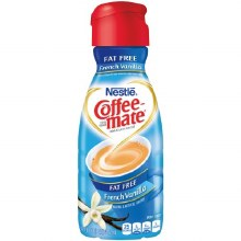 Creamer - Coffee Mate Fat Free French Vanilla 32 oz
