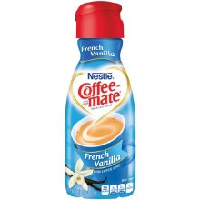 Creamer - Coffee Mate French Vanilla 32 oz