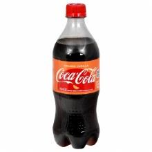 Coke - Orange Vanilla 20 oz