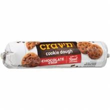 Cookie Dough - Crav'n Chocolate Chip 16.5 oz
