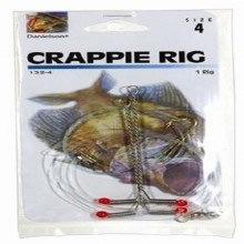 Hooks - Danielson Crappie Rig Size 4