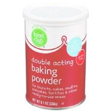 Baking Powder - Food Club Double Acting 8.1 oz