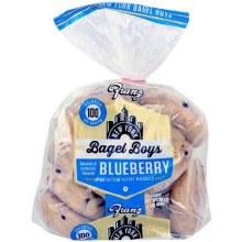 Bagels - Franz Blueberry Mini 16 oz