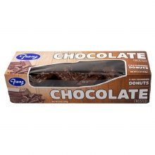 Donuts - Franz Frosted Chocolate 6 ct