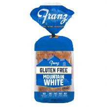 Bread - Franz Gluten Free White 18 oz