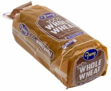 Bread - Franz 100% Whole Wheat 24 oz