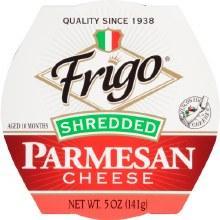 Cheese - Figaro Shredded Parmesan 5 oz