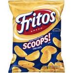 Chips - Frito Scoops Original 9.25 oz