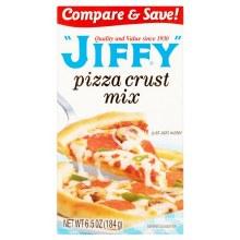 Bread Mixes - Jiffy Pizza Crust 6.5 oz