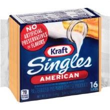 Cheese - Kraft American Singles 16 ct