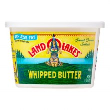 Butter - Land O Lakes Whipped 8 oz