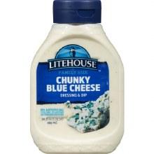Dressing - Litehouse Chunky Blue Cheese 20 oz