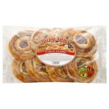 Baked Goods - Mary Ann's Baking Fruit Danish 8 ct