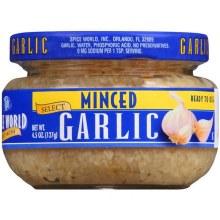 Garlic - Minced 4.5 oz