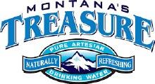 Water - Montana Teasure 20 oz 24 Pack