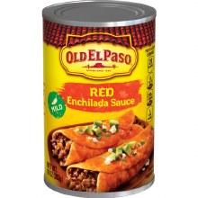 Enchilada Sauce - Old El Paso Red Mild 10 oz