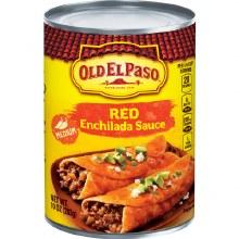 Enchilada Sauce - Old El Paso Medium 10 oz