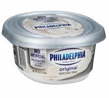 Cream Cheese - Philadelphia Original 8 oz