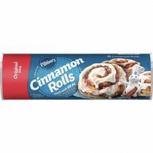 Dough - Pillsbury Cinnamon Rolls 12.4 oz