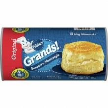 Biscuits - Pillsbury Grands Original 16.5 oz