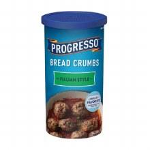 Bread Crumbs - Progresso Italian 15 oz