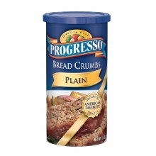 Bread Crumbs - Progresso Plain 15 oz