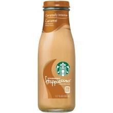 Coffee - Starbucks Frappuccino Caramel 13.7 oz