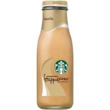 Coffee - Starbucks Frappuccino Vanilla 13.7 oz