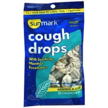 Cough - Menthol Drops Sun Mark 30 ct