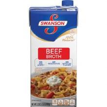 Broth - Swanson Beef 32 oz