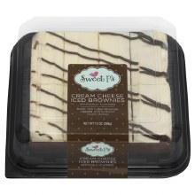 Brownies - Sweet Ps Cream Cheese Iced 13 oz