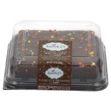 Brownies - Sweet P's Fudge Iced w/ Candy 13 oz