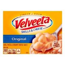 Boxed Meals - Velveeta Shells & Cheese 12 oz