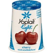 Yogurt - Yoplait Light Cherry 6 oz