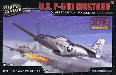 1/72 US P-51D MUSTANG GB 194