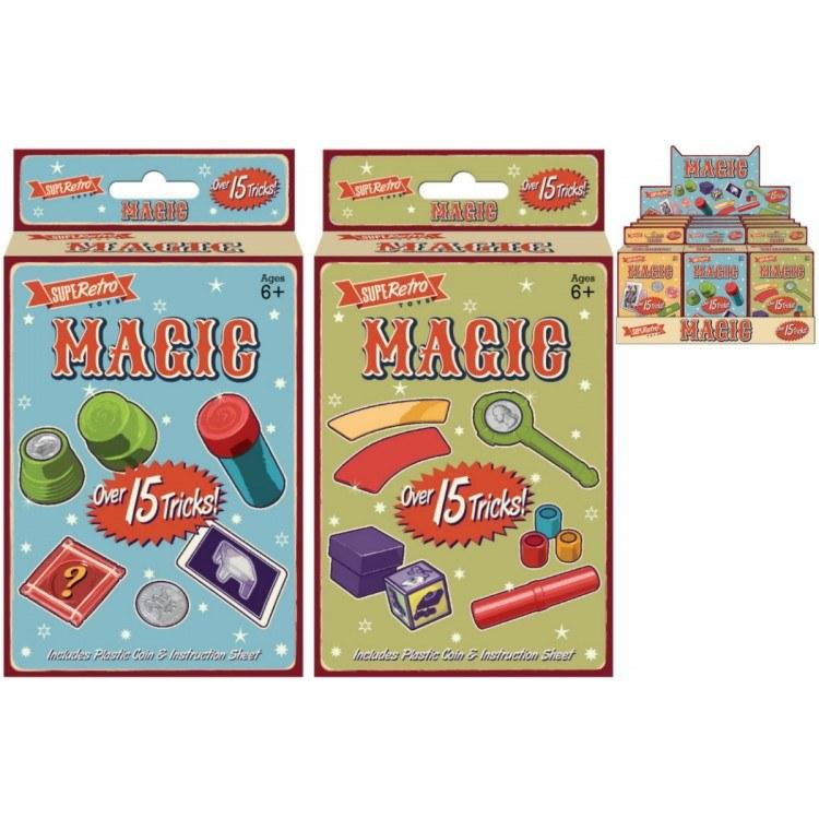15 MAGIC TRICKS SUPER RETRO