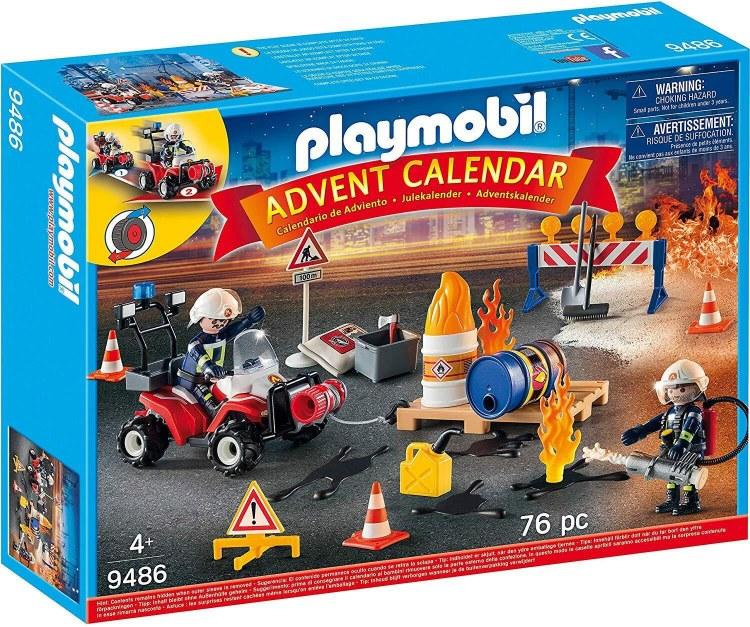 ADVENT CALENDAR CONSTRUCTION