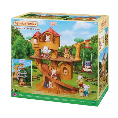 ADVENTURE TREE HOUSE SYLVANIAN
