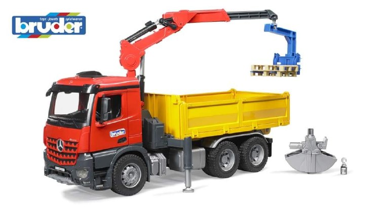 ARCOS CONSTRUCTION TRUCK