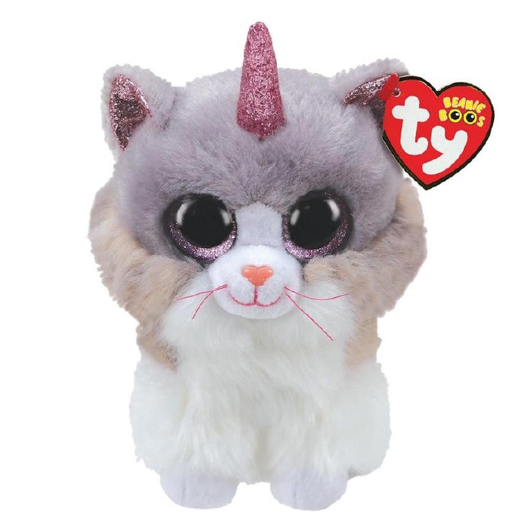 ASHER UNICORN CAT BEANIE BOO